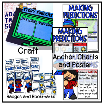 Making Predictions Activities and Craft