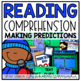 Making Predictions Activities and Worksheets Distance Learning