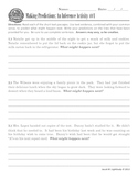 Making Predictions: An Inference Activity (Set #1)