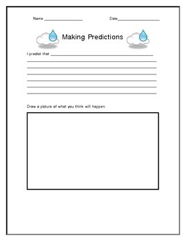 Making Predictions (General)