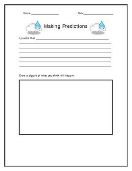 Making Predictions (General)