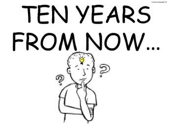 Making Predictions Lesson: Ten Years from Now