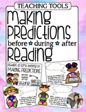 Making Predictions Lesson Tools