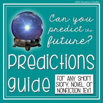 Making Predictions Mini Lesson