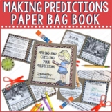 Making Predictions Paper Bag Book for Primary Readers