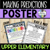 Making Predictions Poster