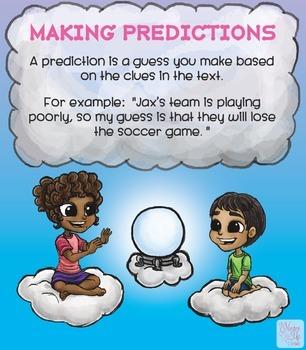Making Predictions Poster