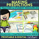 Making Predictions | Reading Strategies | Digital and Printable