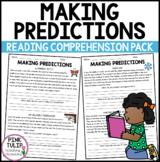 Making Predictions (Predicting) - Reading Worksheet Pack