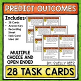 Making Predictions Task Cards