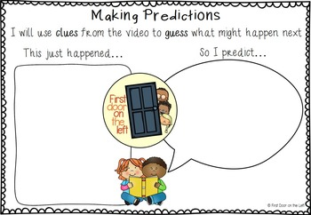 Making Predictions Template