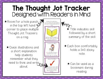 Making Predictions Thought Jot Tracker