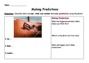 Making Predictions Using Photos