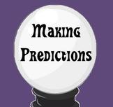 Making Predictions  Worksheet