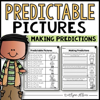 Making Predictions and Predictable Pictures