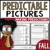 Making Predictions and Predictable Pictures (FALL)