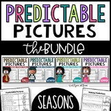 Making Predictions and Predictable Pictures - SEASONS GROWING BUNDLE