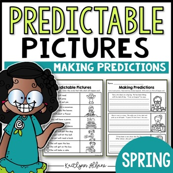 Making Predictions and Predictable Pictures (SPRING)