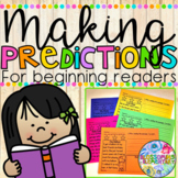 Making Predictions {for beginning readers}