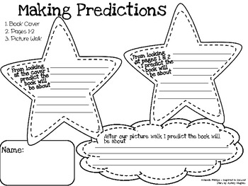 Making Predictions in 3 Steps