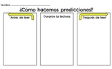 Making Predictions in Spanish