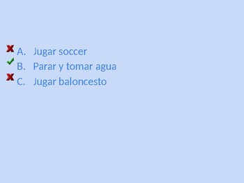 Making Predictions in Spanish