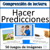 Making Predictions in Spanish with Pictures Using Evidence & Prior Knowledge