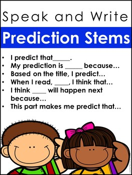 Reading Skills: Making Predictions