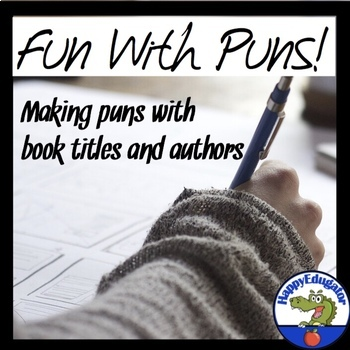 Making Puns Using Book Titles and Authors
