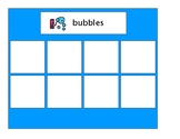 Making Requests: Bubbles Visual