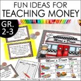 Money Unit: Money Centers, Money Games, Money Activities, Money Word Problems