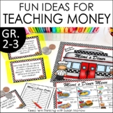 Money Activities | Counting Coins | Games | Centers | Task