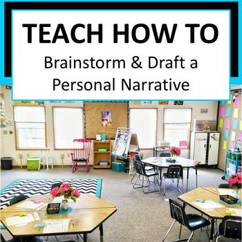 Writers Workshop Brainstorm and Draft