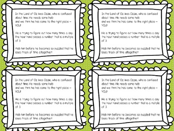 Making Sense of Math Problems ( Aligned with Common Core Mathematical Practices)