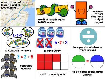 Making Sense of Nonsense: Multisyllabic Decoding (Math Terms)
