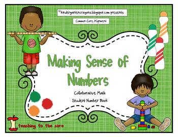 Making Sense of Numbers... Student Book and Collaborative Model
