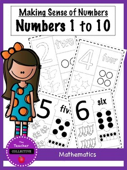 Making Sense of Numbers: Numbers 1 to 10