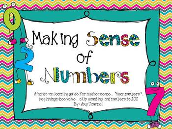 Making Sense of Numbers: Place Value, Skip Counting, Ordinal Numbers & More!