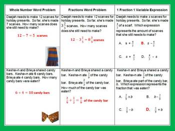 Making Sense of Word Problems: A Scaffolded Approach