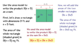 Video: Making Sense of the Distributive Property of Multipl Over Addition