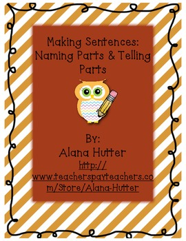 Making Sentences
