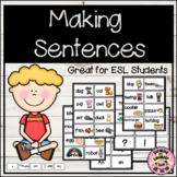 Making Sentences - Resource for ESL Students