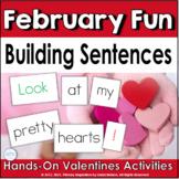 Valentine's Day Building Sentences