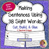 DIGITAL Making Sentences  38 Sight Words For Early Learner