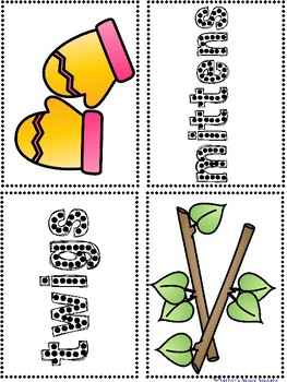Word Work - Making Short Vowels FUN Card Game