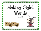 Making Sight Words