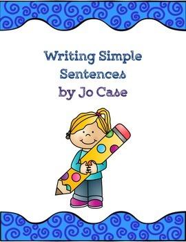 Making Simple Setences