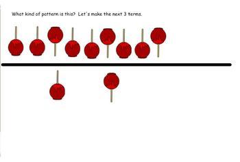 Making Size & Position Patterns