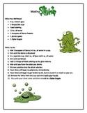 Making Slime Comprehension