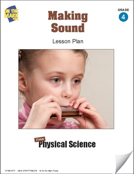 Making Sound Lesson Plan Grade 4